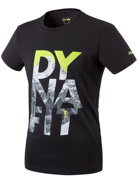 Dynafit M's Digital CO SS Tee black out/run